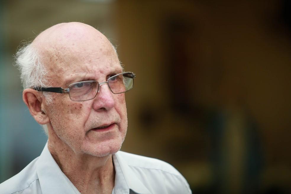 age20200915020 - Padre Júlio Lancellotti, da Pastoral do Povo de Rua, registra boletim de ocorrência por ameaça - VEJA VÍDEO