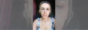"""agredida coremas 300x103 - """"Ele sempre me bate"""", desabafa empresária espancada pelo ex na frente dos filhos em Coremas - VEJA VÍDEOS"""