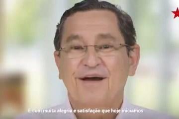 """""""Sei que estou do lado certo"""", dispara Anísio Maia em vídeo de abertura da campanha eleitoral"""