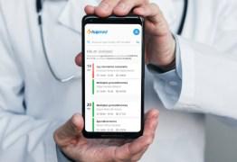 Novo aplicativo do Hapvida permite que médicos acessem exames e laudos pelo celular