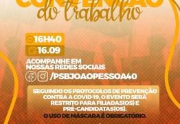 PSB realiza convenção nesta quarta-feira mas não divulga nome de pré candidato do partido
