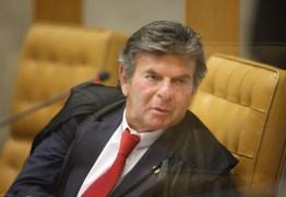Em cerimônia restrita, Luiz Fux toma posse nesta quinta-feira como presidente do STF