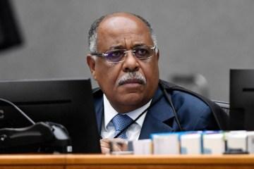benedito gonçalves - Ministro do STJ tem diagnóstico de Covid após posse de Fux, e total chega a 8 autoridades