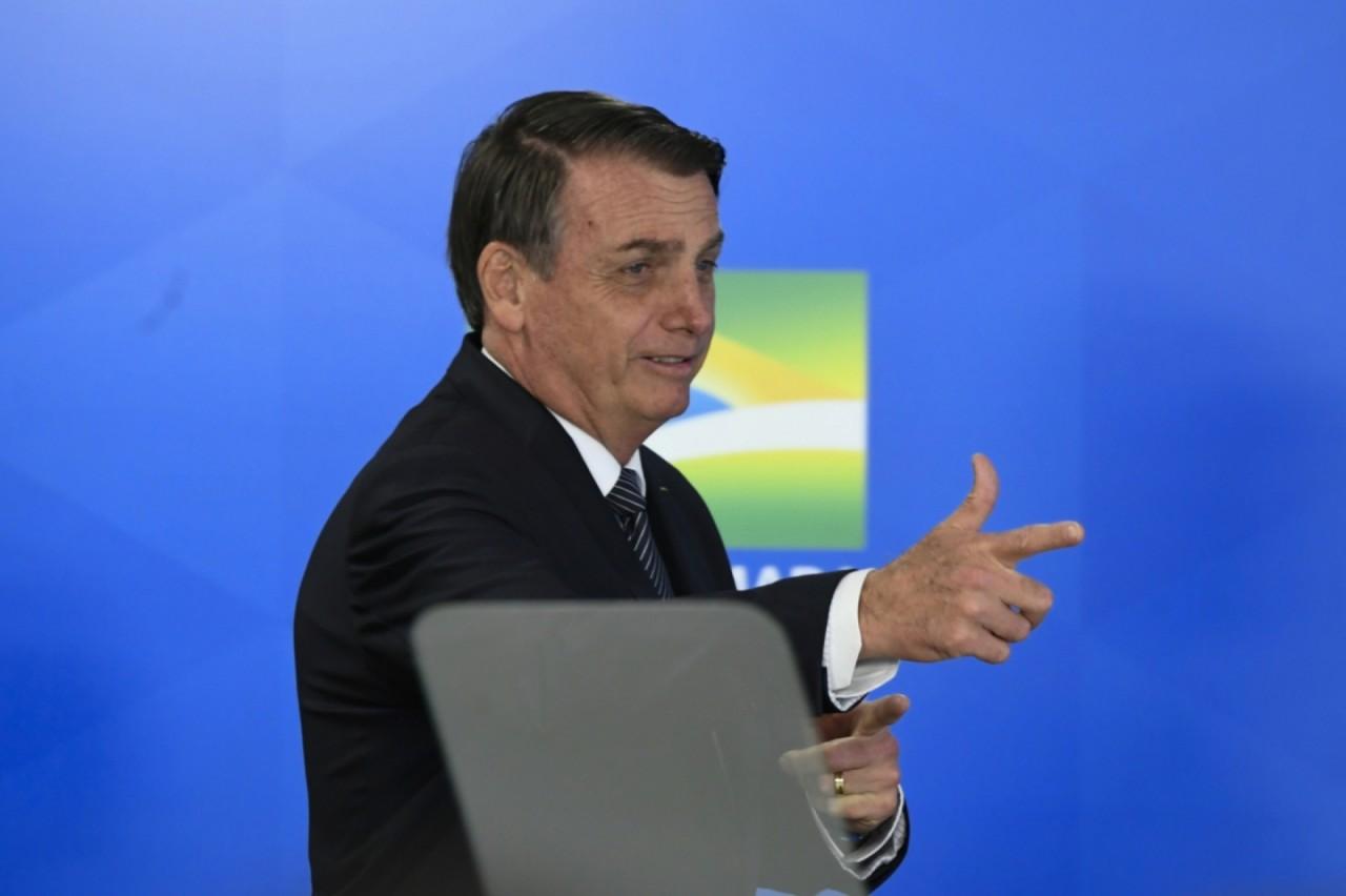 bolsonaro - PREMIADO! Bolsonaro é eleito na categoria 'Pessoa Corrupta do Ano'
