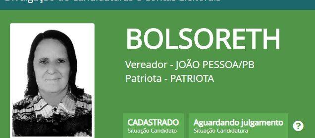 bolsoreth 636x280 1 - BOLSORETH: candidata de João Pessoa troca nome para se aproximar de Bolsonaro; confira