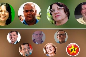 DISPUTA POLÍTICA: confira os candidatos que concorrem as eleições municipais de Cabedelo e Conde