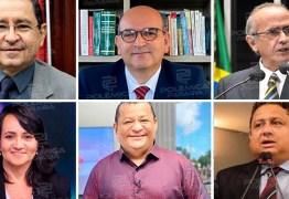 Metade dos pré-candidatos a prefeito de João Pessoa são do interior da Paraíba