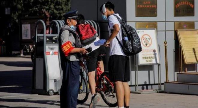 china coronavirus 02092020084540167 - Comissão Nacional de Saúde da China relata estar há 17 dias sem transmissões locais de coronavírus