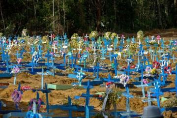 corona 3 - COVID-19: Brasil soma mais 858 mortes e ultrapassa marca de 135 mil