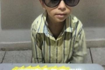 Garoto de 6 anos pede tema de aniversário do Agostinho Carrara e viraliza
