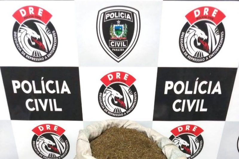 drogas cg 800x534 1 - PC prende dupla com 15 quilos de maconha na Zona Rural de Campina