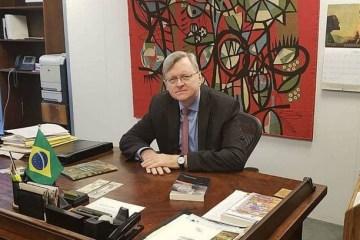 Senado aprova novo nome para embaixador do Brasil nos EUA