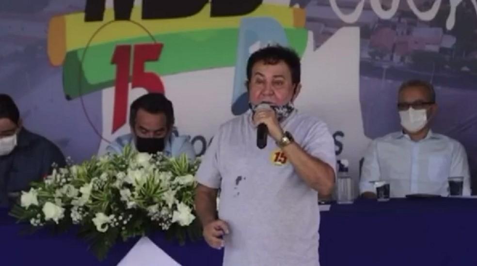 exprefs - PTB expulsa ex-prefeito que disse que não roubou tanto quanto atual gestor