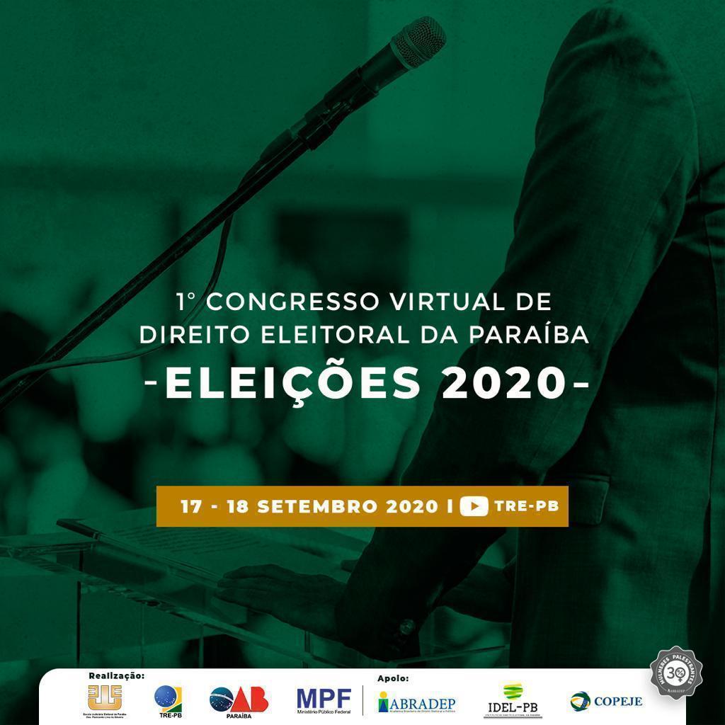 f0cfef5b 7900 41cc 88dd 5d9f1e4f75b6 - Famup incentiva gestores municipais a participarem do I Congresso Virtual de Direito Eleitoral da Paraíba