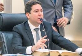 Deputado Felipe Leitão repudia ação de policiais com advogados na Central de Polícia, em João Pessoa
