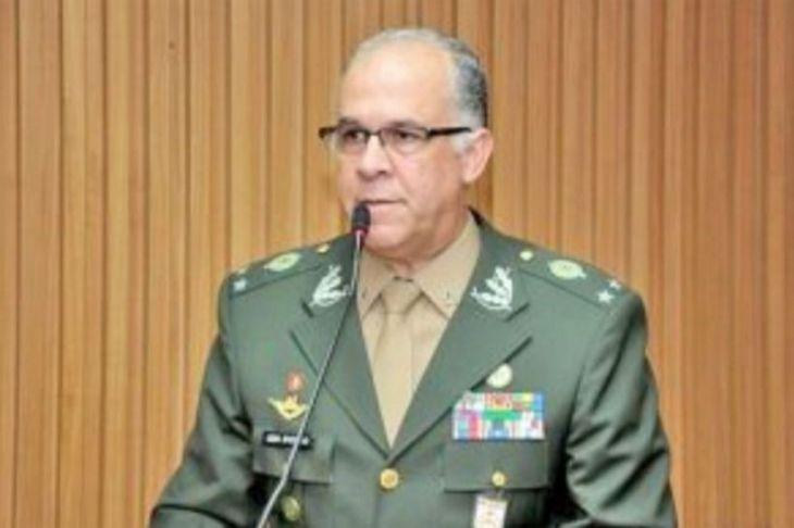 general - VÍTIMA DA COVID-19: morre aos 53 anos, chefe do Centro de Inteligência do Exército