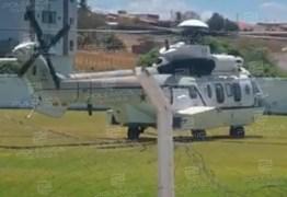 VISITA NA PARAÍBA: Comitiva de segurança do presidente Jair Bolsonaro já chegou a Coremas – VEJA VÍDEO
