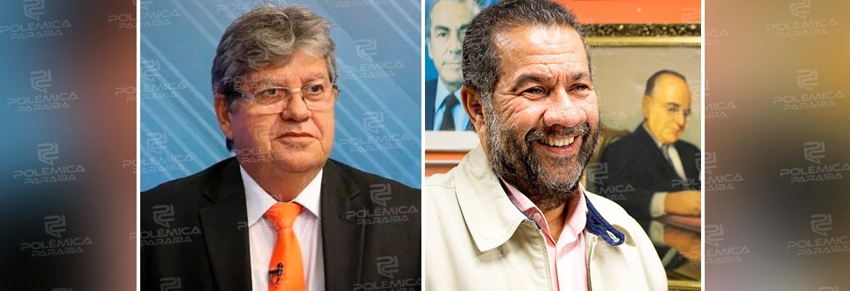 joao azevedo carlos lupi - Carlos Lupi elogia união entre PV e PDT e rebate críticas de João Azevêdo; OUÇA