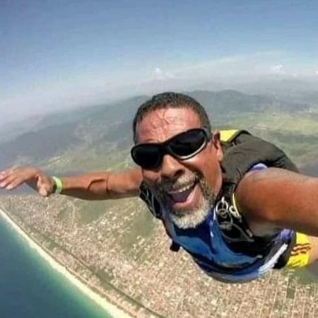jorge luiz dantas 62 cabo reformado do exercito morreu no domingo 6 durante um salto de paraquedas no rio 1599574803970 v2 450x450 - Militar reformado morre após se chocar contra o chão em salto paraquedas, no Rio