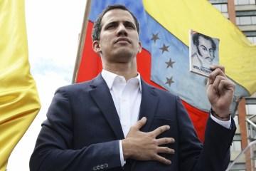 juan guaido 20190123 014 copy - Guaidó descarta se exilar em 2021: 'Permanecerei na Venezuela'