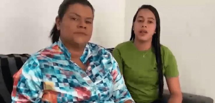 mae e fiha - PEDRAS DE FOGO: mãe e filha denunciam pressão de Manoel Júnior para forjar provas contra o pré-candidato Lucas Romão; VÍDEO