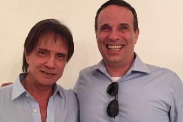 naom 5f64eecd7bd8d - Filho de Roberto Carlos, Dudu Braga inicia tratamento contra câncer