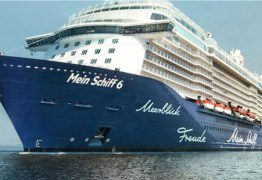 1º cruzeiro a atracar na Grécia após reabertura tem 10 casos de Covid