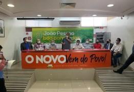 Nilvan Ferreira oficializa chapa com Major do Exército sendo candidato a vice-prefeito