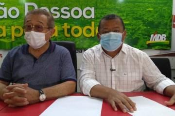 nilvan e ze maranhao - Maranhão: otimismo cauteloso sobre MDB no segundo turno na Capital