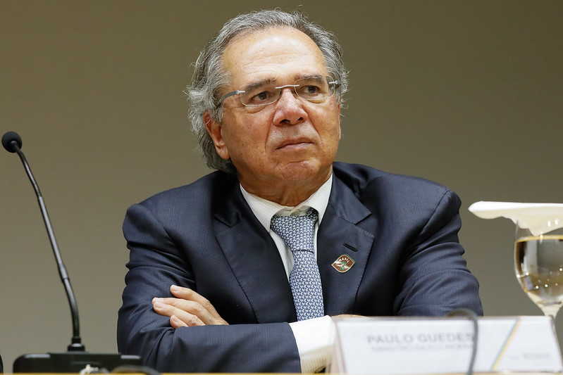 paulo guedes pg - Guedes afirma que o auxílio emergencial pode ser renovado de acordo com a duração da pandemia