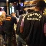 procon bar - OPERAÇÃO PREVINA-SE: 30 estabelecimentos são notificados em João Pessoa; bar e boate são interditados