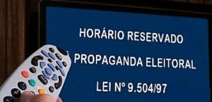 propaganda eleitoral gratuita 20160825 300x145 - Divulgada a tabela para divisão do tempo de propaganda nas Eleições 2020
