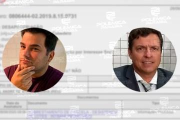 rafael cunha vitor hugo - EXCLUSIVO: Após pagar mais de R$ 2,5 milhões a humorista paraibano, prefeitura de Cabedelo solicita interrupção de acordo – VEJA DOCUMENTOS