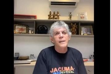 ricardo 1 560x375 1 - Ricardo Coutinho diz que decidiu ser candidato à PMJP de última hora porque candidatura do PT não passava de 1% nas pesquisas