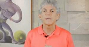 """ricardo campanha virtual 300x158 - """"CAMINHADA VIRTUAL"""": Ricardo Coutinho anuncia que vai fazer campanha exclusivamente online"""