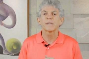 """ricardo campanha virtual - """"CAMINHADA VIRTUAL"""": Ricardo Coutinho anuncia que vai fazer campanha exclusivamente online"""