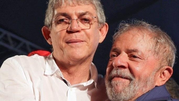 ricardo e lula - Ricardo irá recorrer de pedido do Patriota para retirada do guia com Lula