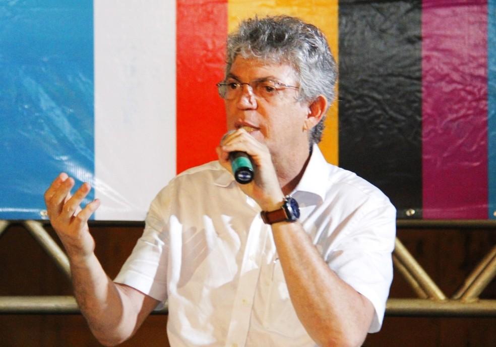 ricardo coutinho - EXCLUSIVO: Comprovante de quitação eleitoral de Ricardo Coutinho aponta que MP se equivocou
