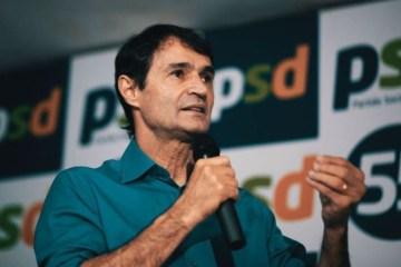 'Não procede': Romero Rodrigues nega convite para assumir PTB na Paraíba