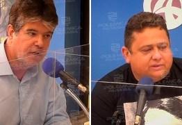 """""""Em João Pessoa, o atual secretário de saúde é um advogado que nunca advogou"""", alfineta Wallber em debate da Arapuan FM"""