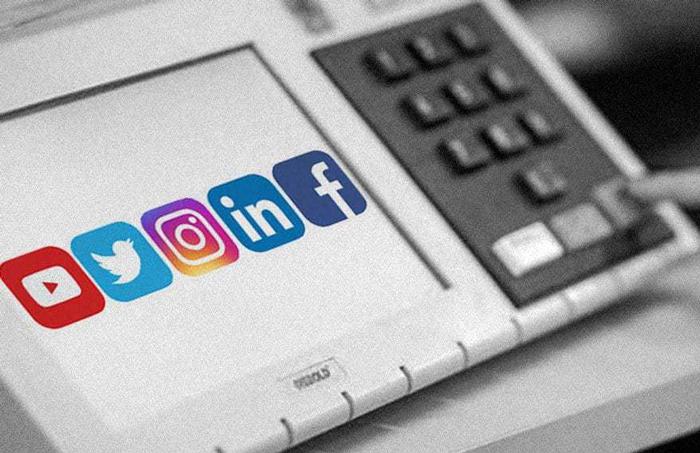 urnas facebook - Redes sociais ganham peso na disputa eleitoral que começa neste domingo