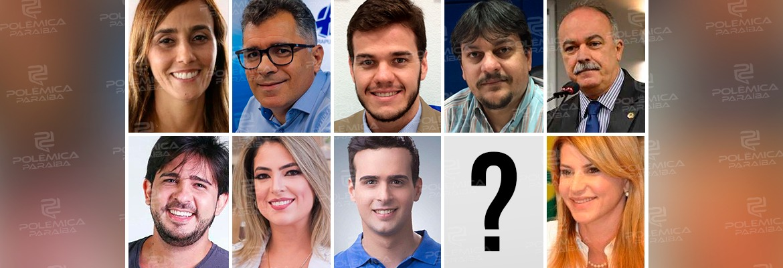 vice campina grande - VEJA QUEM SÃO: Pré-candidatos a prefeito em Campina Grande definem seus vices nos próximos dias