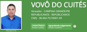 """vovo do cuites 300x112 - Batatinha, Vovô do Cuités, Wilson Cabeludo e outros candidatos a vereador em Campina Grande também possuem nomes """"curiosos"""""""