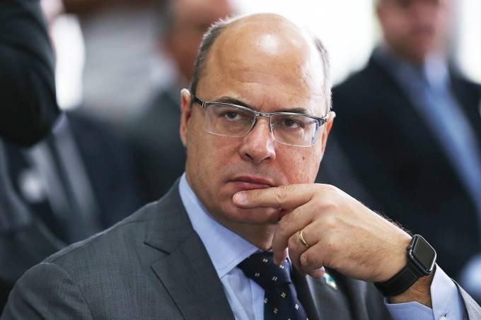 wilson governador rio de janeiro - 14 VOTOS A 1: STJ confirma afastamento de Witzel do cargo de governador do Rio
