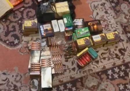 xblog ammunition.jpg.pagespeed.ic . 45gDjj FV - Polícia prende o 'Jesus da Sibéria' e encontra munição na sede de seita - VEJA VÍDEO