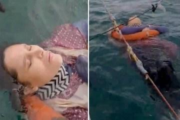 xblog angelica.jpg.pagespeed.ic .OoD1yXkzxC - Mulher desaparecida por dois anos é achada viva boiando no mar; VEJA VÍDEO
