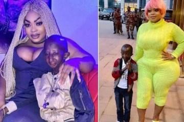 Músico e ator que namora a 'Kim Kardashian africana' se candidata a presidente de Guiné