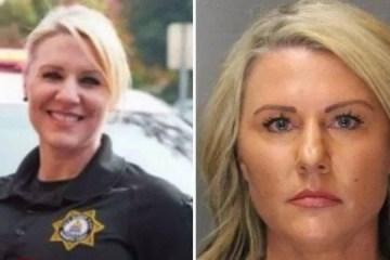 Policial é condenada por fazer sexo com o filho adolescente de ex-namorado