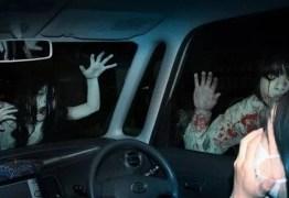 Drive-in na pandemia promove terror realista com interação com ocupantes de carros