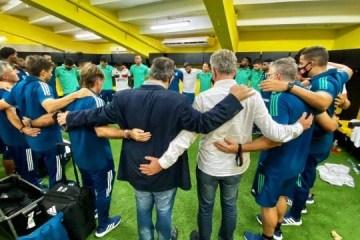 Desembargadora recusa pedido da CBF e veta Palmeiras x Flamengo neste domingo